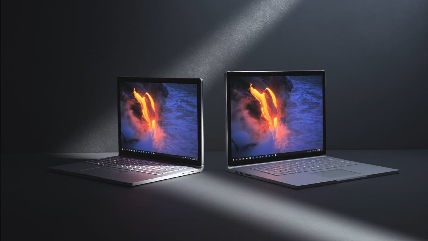Surface Book 3 for UI, UX, and Graphic Design