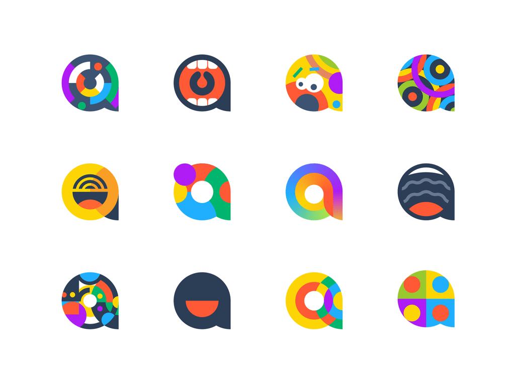 Great Logo Examples by Eddie Lobanovskiy