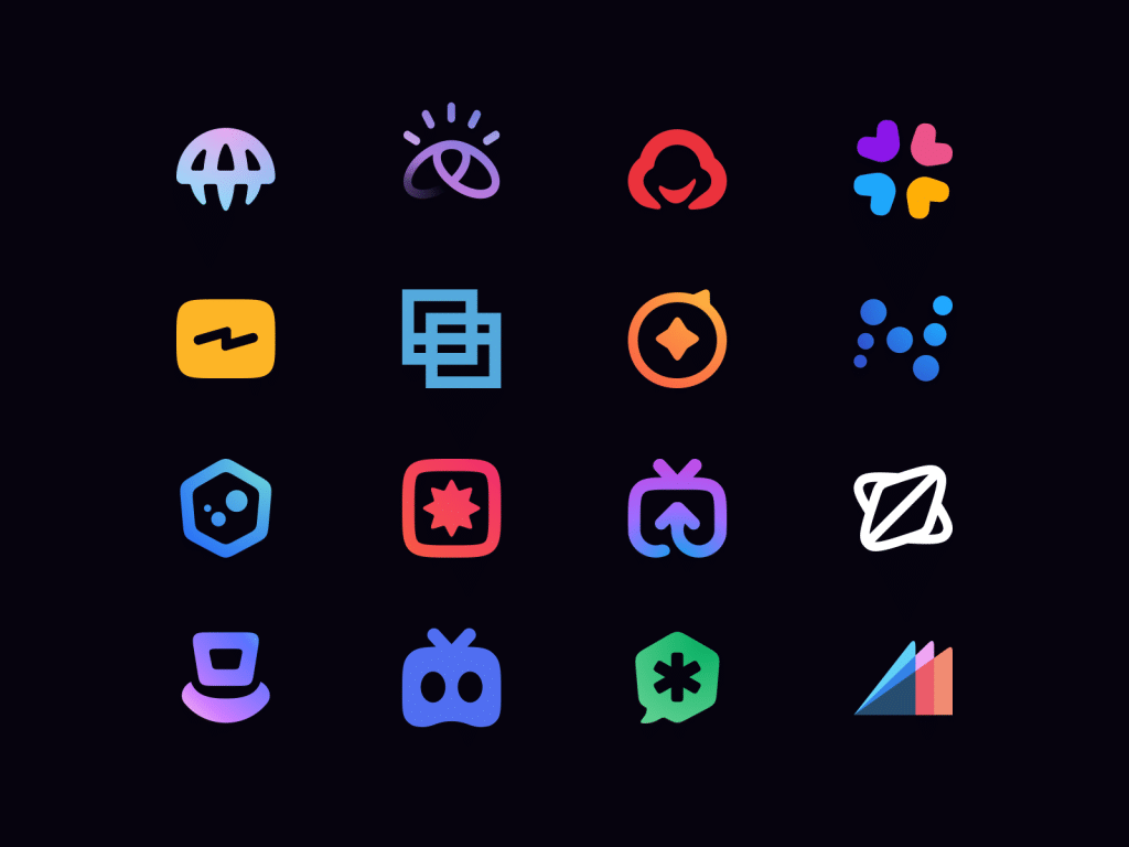 Great Logo Examples by Boh Stav