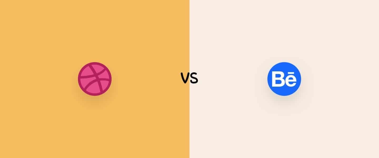 Dribbble vs Behance