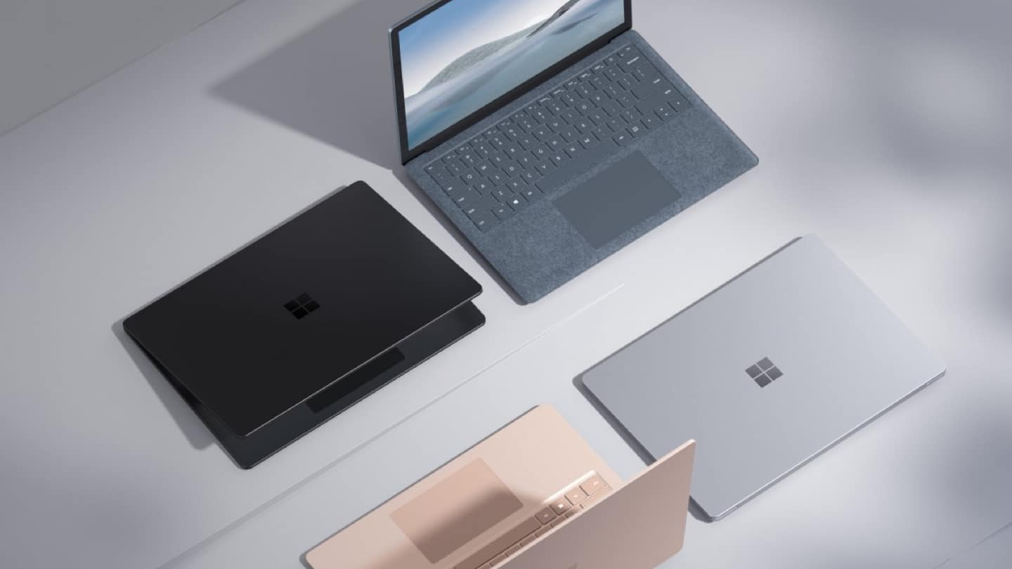 Surface Laptop 4 for graphic design