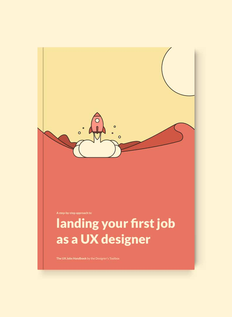 UX Jobs Handbook Landing Page Image
